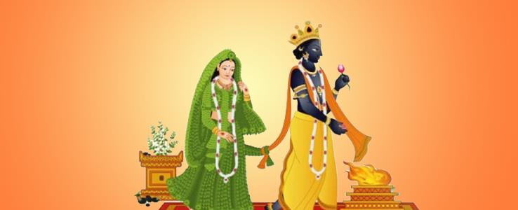 Tulsi Plant Hd Wallpaper: Why Tulsi Is Not Used In Ganesh Pujan: A One Sided Love Story
