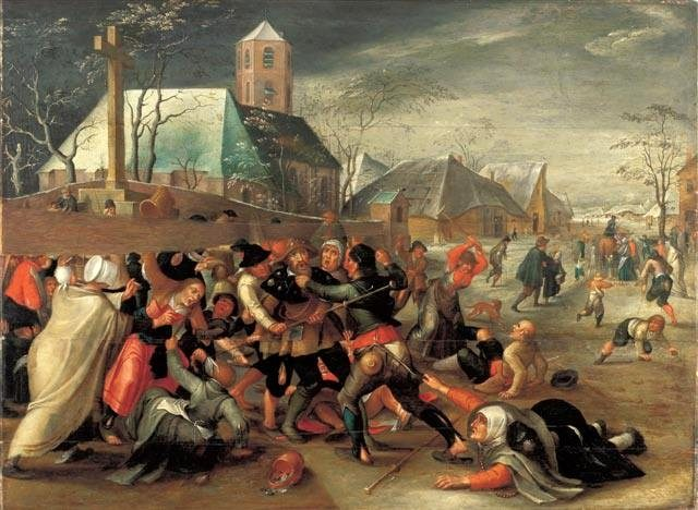 cleve_peasants_fighting_a_pilgrim